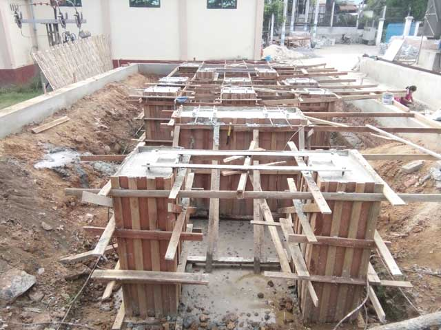 Concretion Formwork